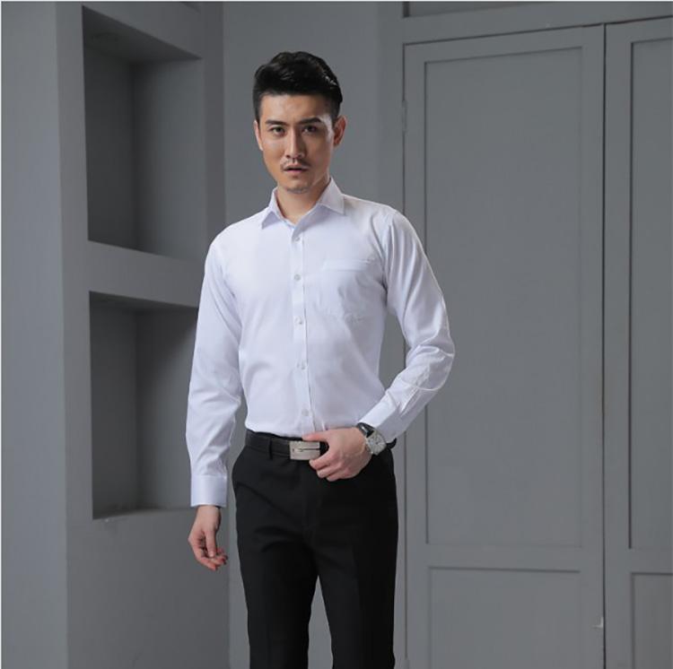 职场精英量身定制修身职业装衬衫